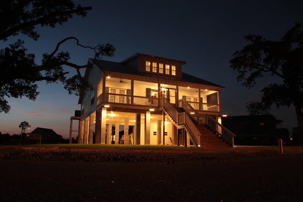 Custom home builder in waveland bay st louis pass for Home builders in south mississippi
