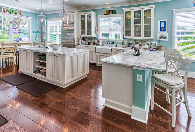 Custom kitchen design or renovation on mississippi gulf for Mississippi gulf coast home builders