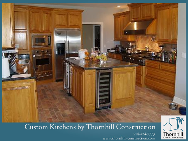 Coastal Kitchens with lovely tile and huge appliances are a key point to baking, cooking and preparing meal for your family and friends.