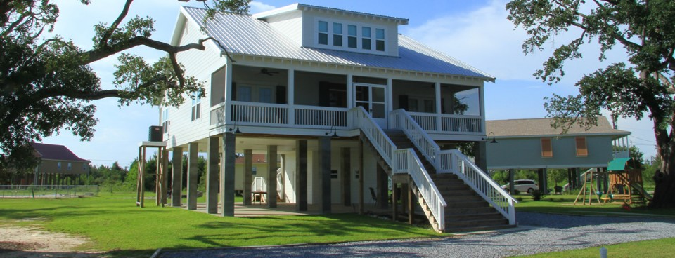 Beach House In Mississippi
